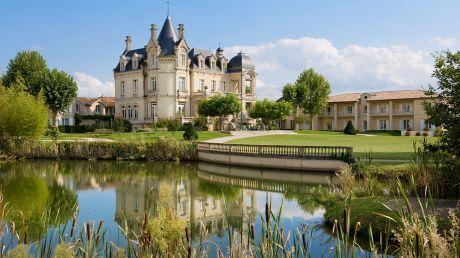 Chateau Grand Barrail Hotel Saint Emilion Nouvelle Aquitaine