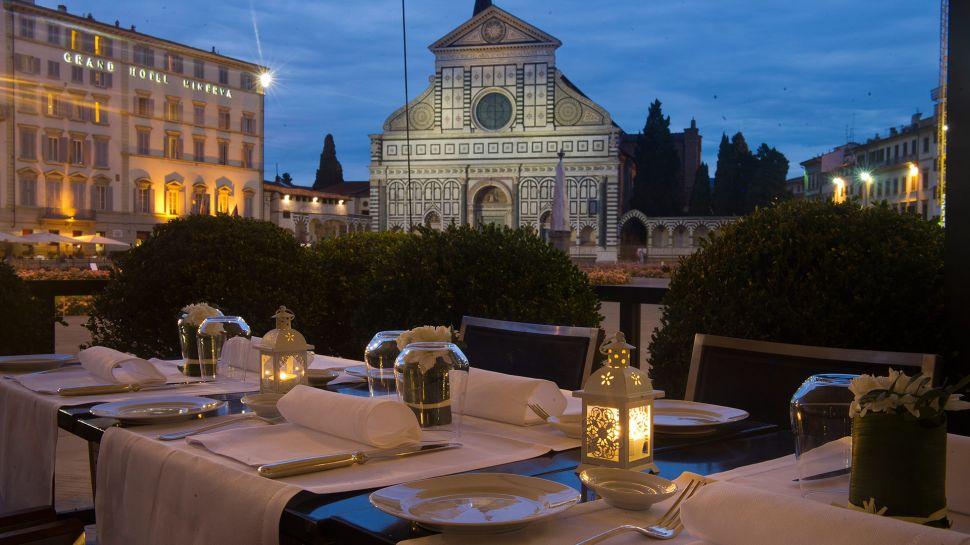 J.K. Place Firenze — Florence, Italy