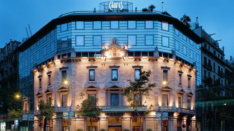 Hotel Claris - Barcelona, Spain
