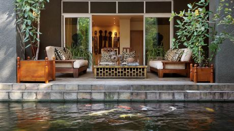 The Saxon Hotel Villa & Spa - Johannesburg, South Africa