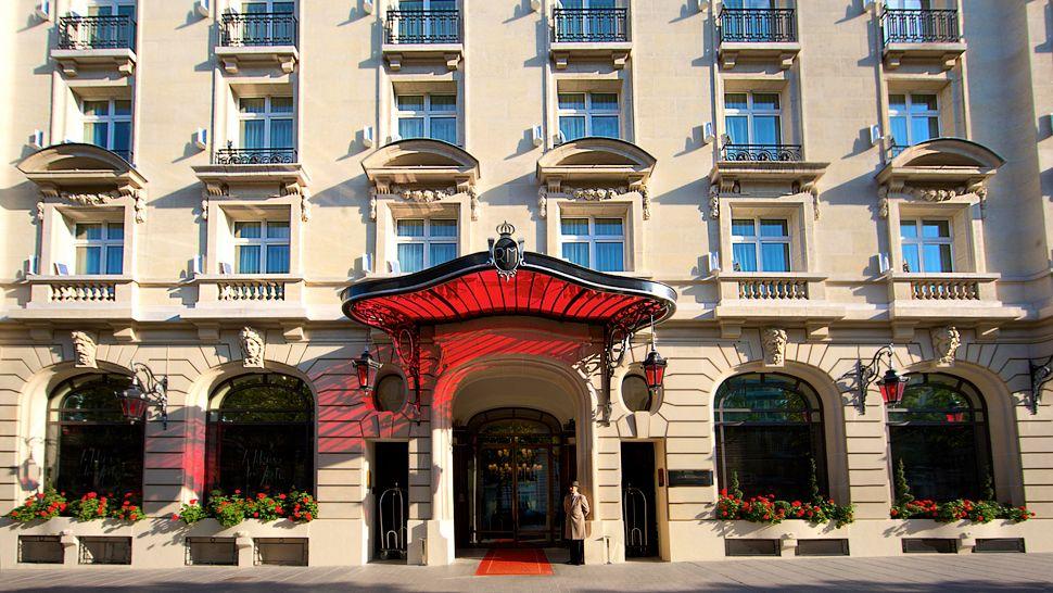 Le royal monceau raffles paris le de france france for Hotel le france