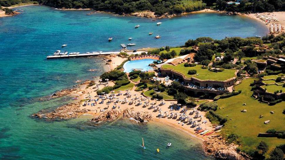 Hotel Pitrizza — Porto Cervo, Italy