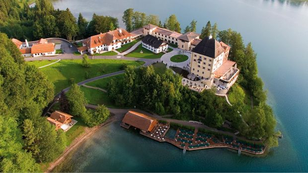 Schloss Fuschl, A Luxury Collection Resort & SPA — Fuschlsee, Austria