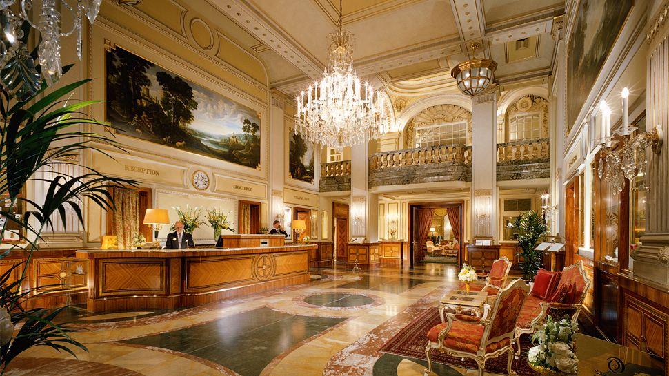 Hotel imperial vienna austria for Best luxury hotels in vienna