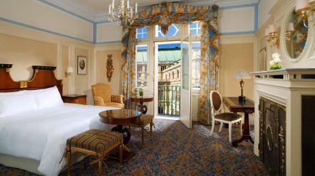 Hotel Bristol - Vienna, Austria