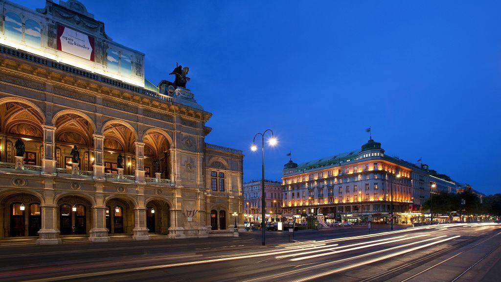 The ritz carlton vienna vienna austria for Boutique hotel vienne autriche