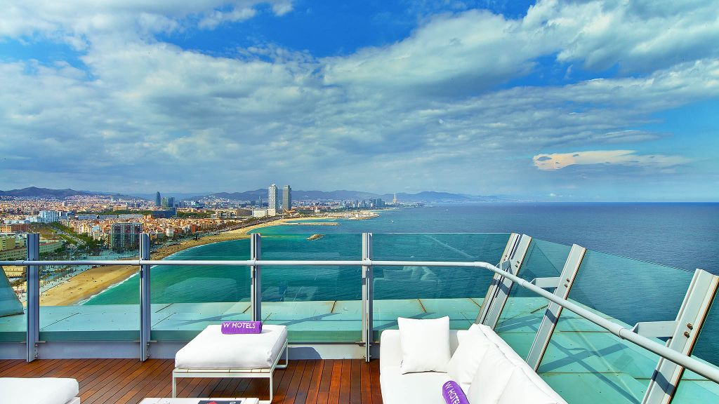 See more information about w barcelona suite terrace