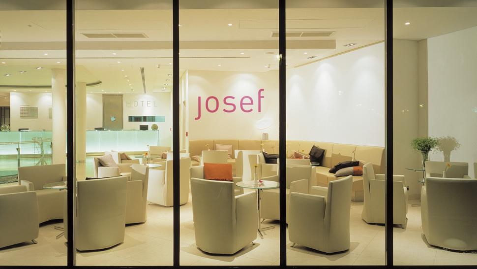 Hotel josef prague czech republic for Design hotel josef prague booking com