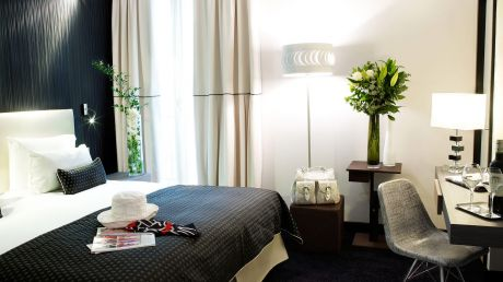 Hotel Bel Ami - Paris, France