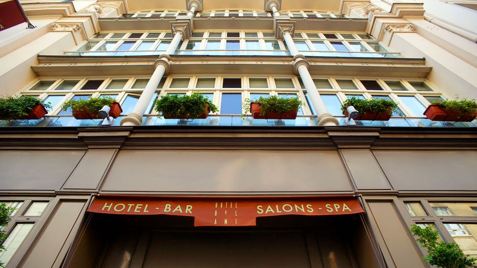 Hotel Bel Ami — Paris, France