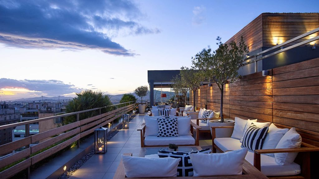 Fresh Hotel, Athens - Athens, Greece