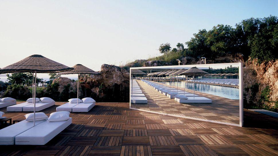 Hotel Su - Antalya, Turkey