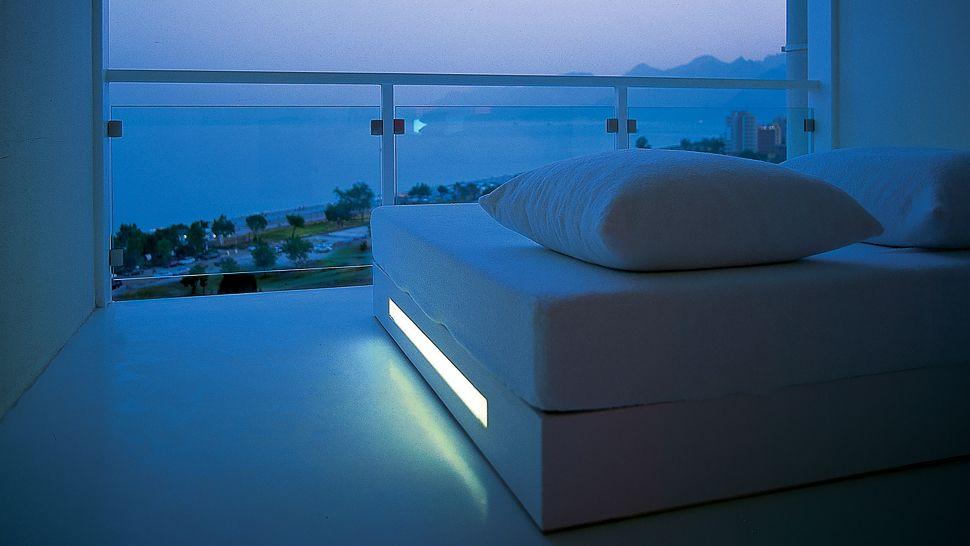 Hotel Su — Antalya, Turkey