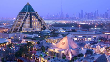 Raffles Dubai - Dubai, United Arab Emirates