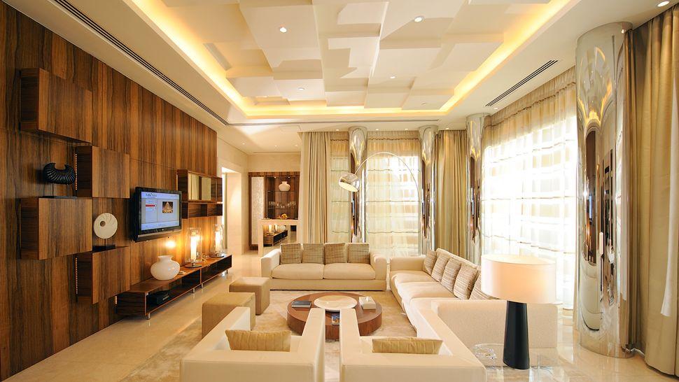 Raffles dubai dubai united arab emirates for Living room ideas dubai