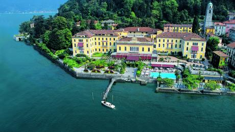 Grand Hotel Villa Serbelloni - Bellagio, Italy