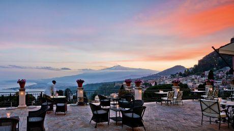 Belmond Grand Hotel Timeo Messina Sicily