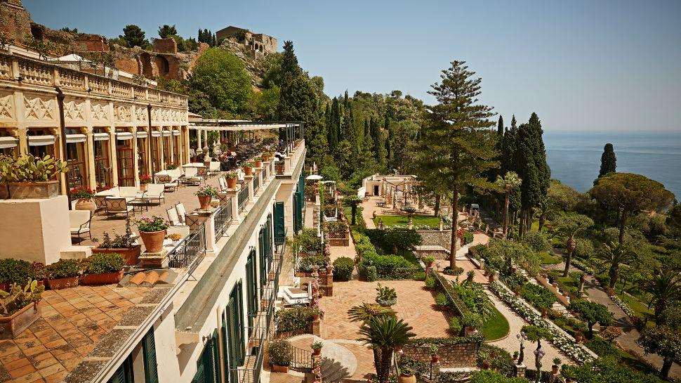 Belmond Grand Hotel Timeo - Taormina, Italy