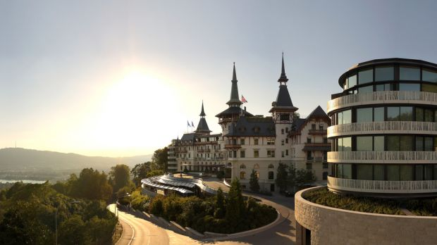 The Dolder Grand — Zurich, Switzerland