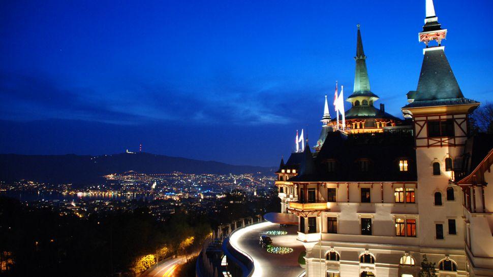 The Dolder Grand Zurich Switzerland