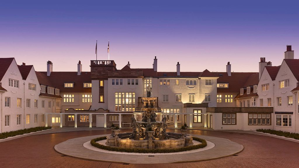 Lux London >> Trump Turnberry, A Luxury Collection Resort, Ayrshire, Scotland