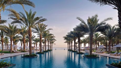 Al Bustan Palace, a Ritz-Carlton Hotel - Muscat, Oman