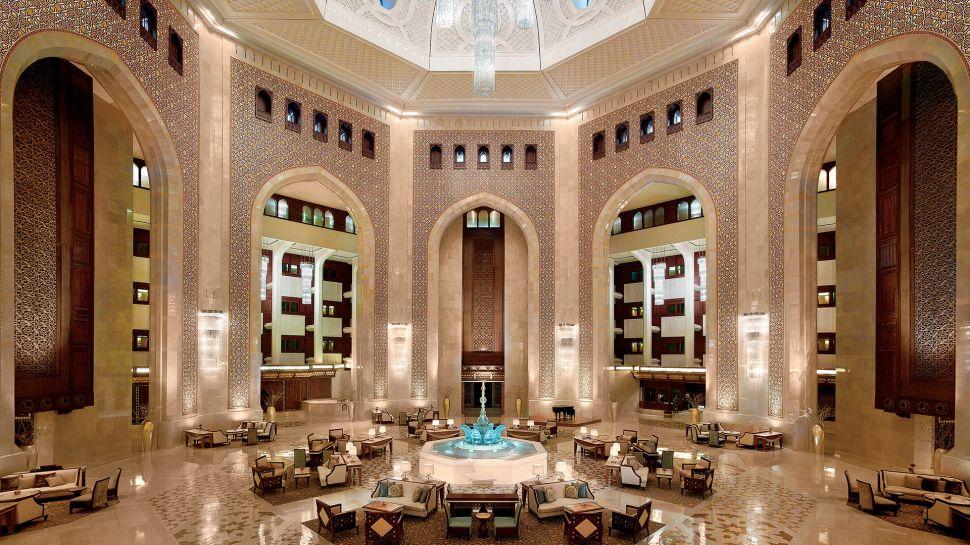 Al Bustan Palace, a Ritz-Carlton Hotel — Muscat, Oman