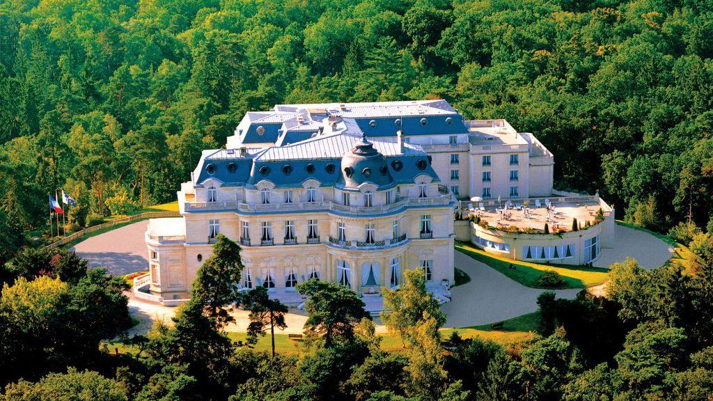 Tiara Château Hotel Mont Royal Chantilly - La Chapelle-en-Serval, France