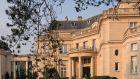Tiara Chateau Hotel Mont Royal Chantilly extarior