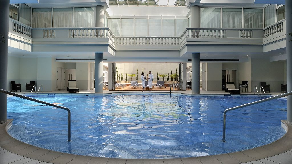 Trianon Palace Versailles A Waldorf Astoria Hotel Le De France France
