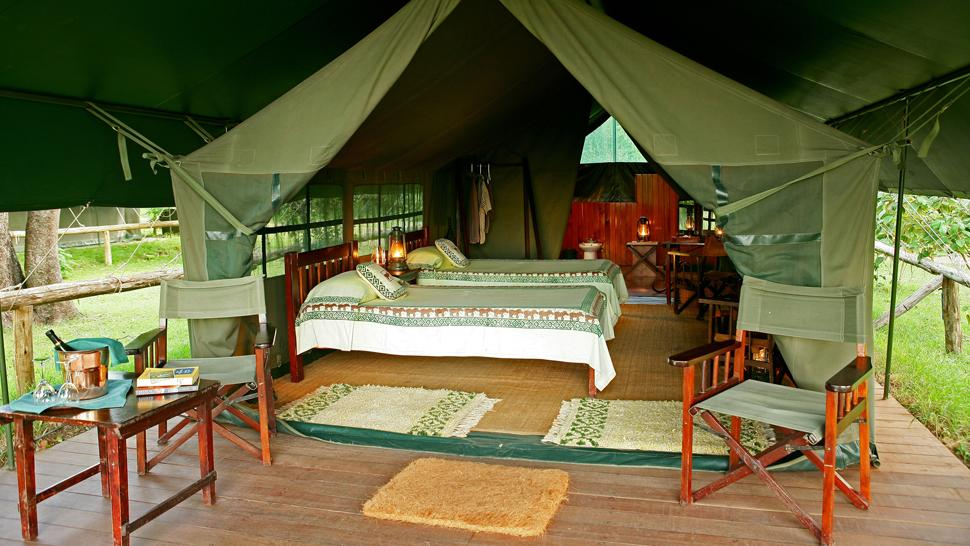 Exceptional Superior Little Governor 39 S Camp Little Governor 39 S Camp Rift Valley  Kenya Tent Bedroom