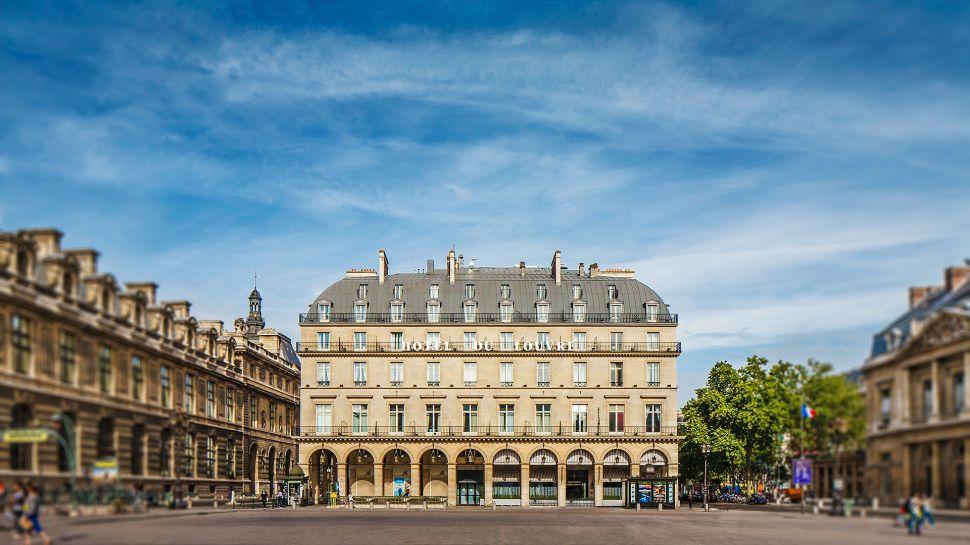 Hotel Du Louvre Paris A Hyatt Hotel Paris Le De France