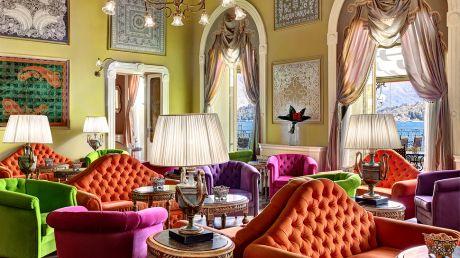 Grand Hotel Tremezzo Lago Di Como Lombardia