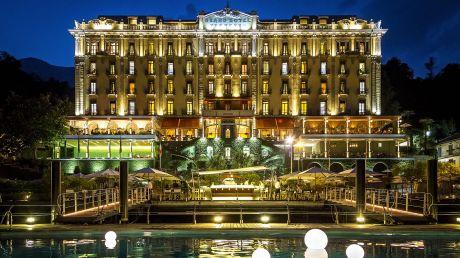 Grand Hotel Tremezzo - Tremezzina, Italy