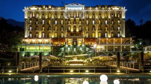 Grand Hotel Tremezzo — Tremezzina, Italy
