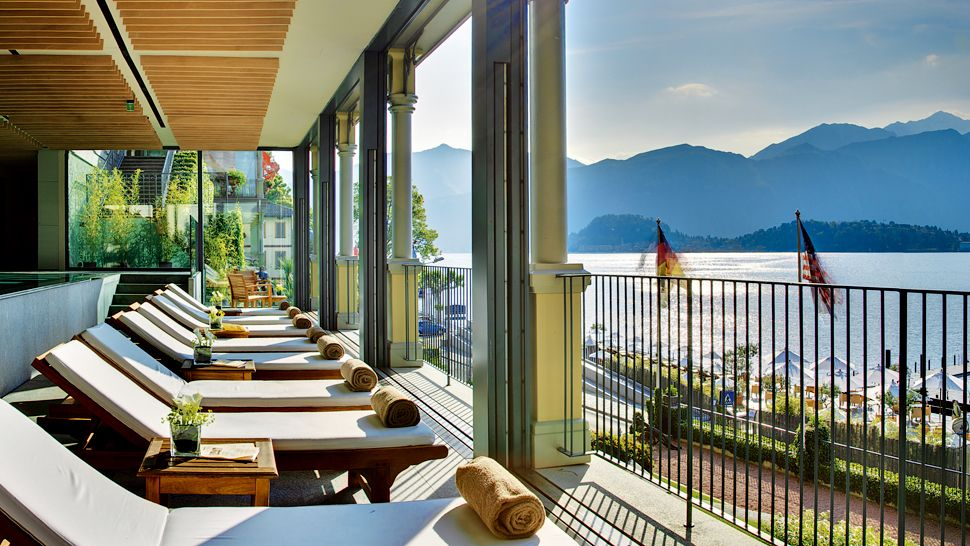 Grand Hotel Tremezzo — Tremezzo, Italy