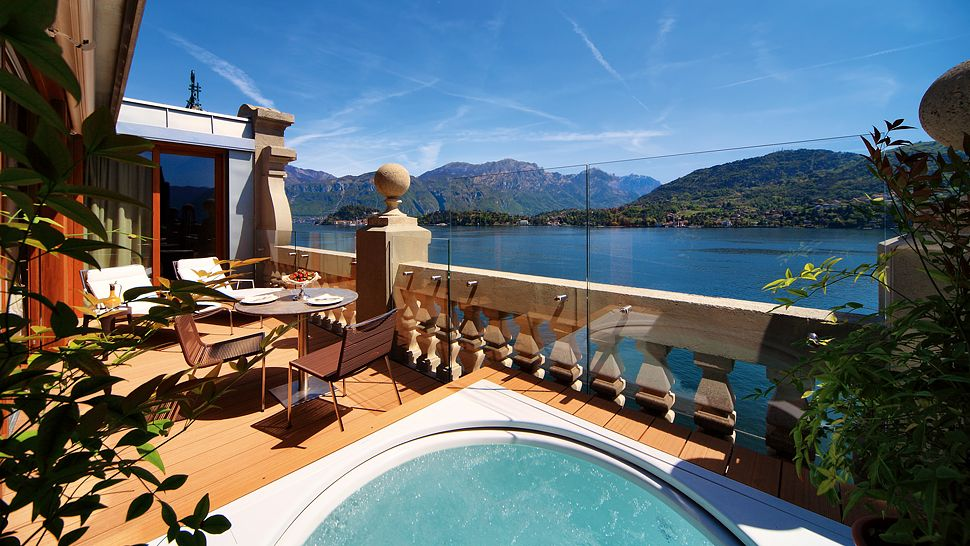 Grand hotel tremezzo lake como lombardy for Great small hotels italy