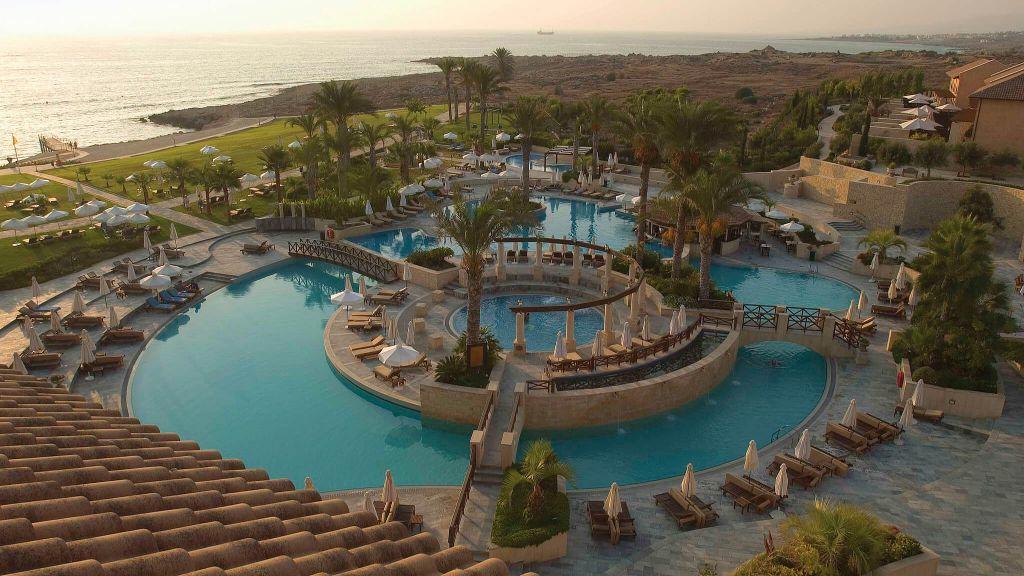 Elysium Hotel - Paphos, Cyprus