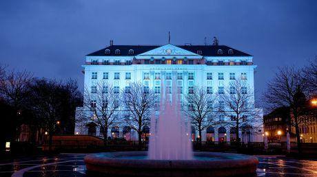 Esplanade Zagreb Hotel - Zagreb, Croatia