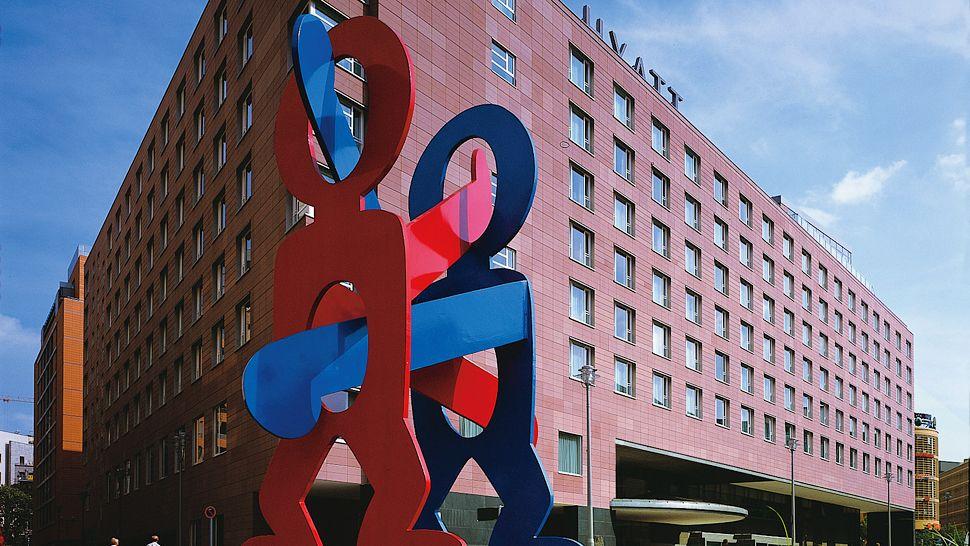 Grand Hyatt Berlin — Berlin, Germany