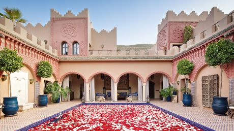 Kasbah Tamadot - Marrakech, Morocco
