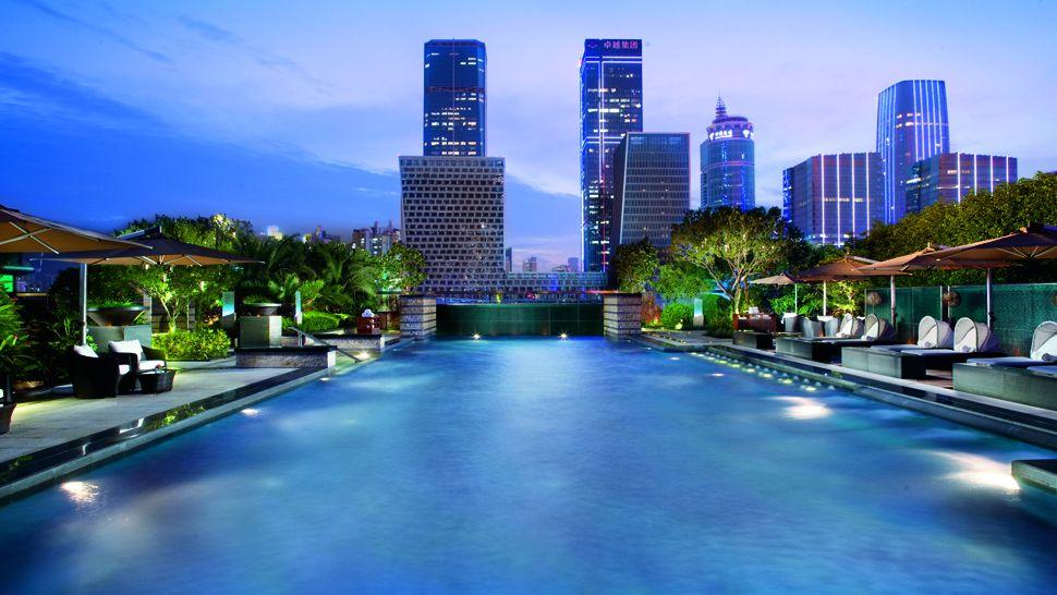 The Ritz Carlton Shenzhen Shenzhen Guangdong Province
