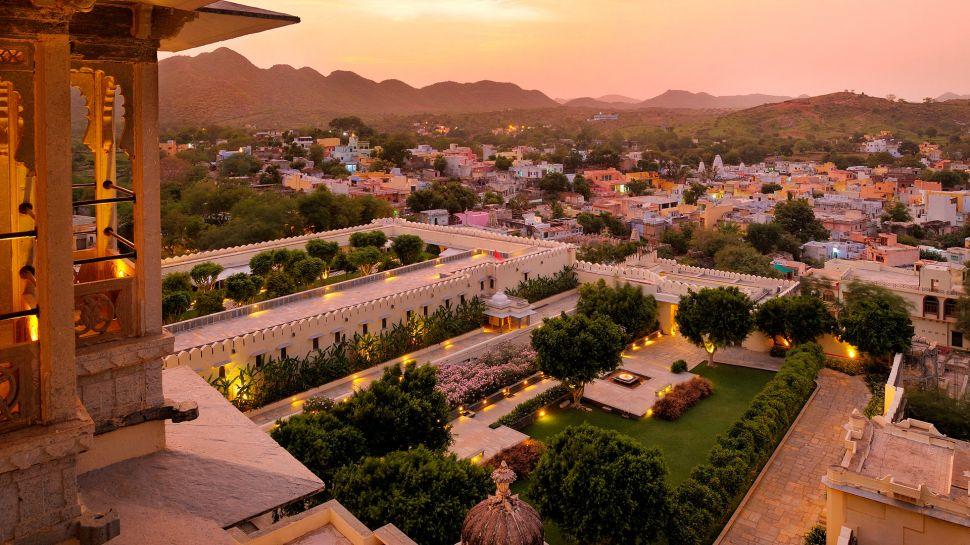 Devi Garh - Udaipur, India