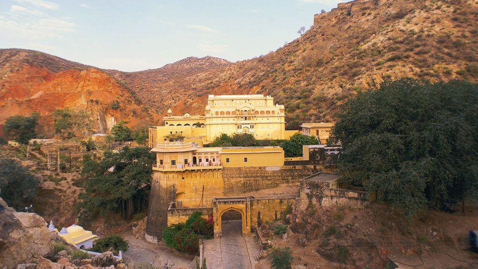 Samode Palace - Jaipur, India
