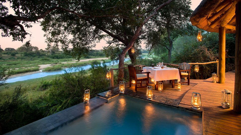 &Beyond Exeter River Lodge - Exeter Game Reserve, South Africa