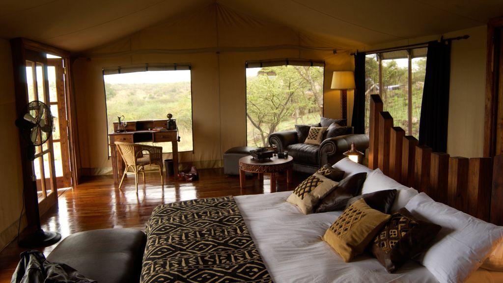 Serengeti Migration Camp - Serengeti, Tanzania