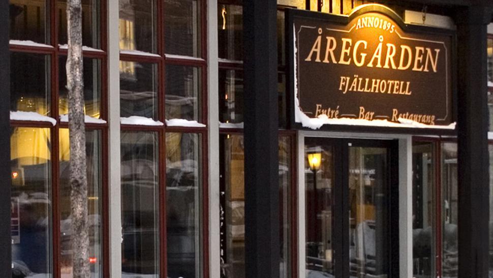 Hotel Aregarden — Åre, Sweden