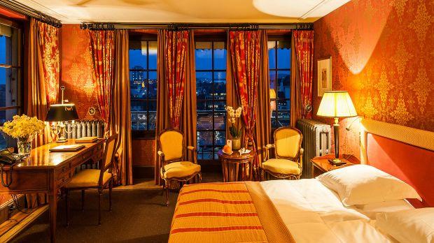 Grand Hotel Les Trois Rois — Basel, Switzerland