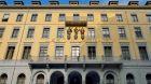 hotel facade daytime