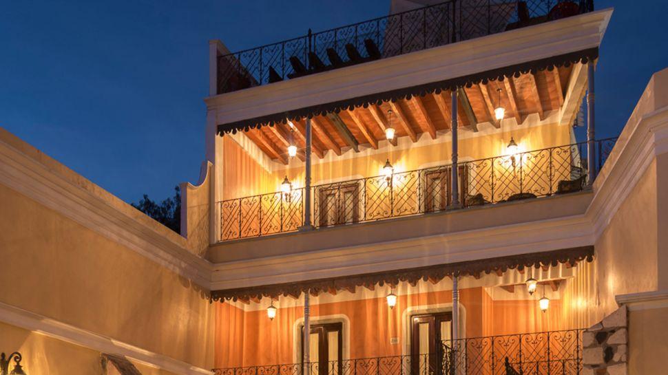 Villa Maria Cristina — Loma de Zaragoza, Mexico